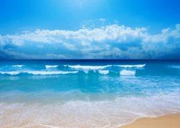 انتقال آب دریا به خشکی